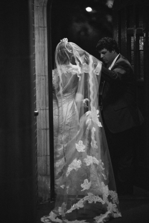 Classic Cathedral Length Veil