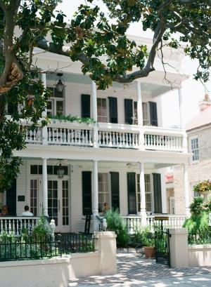Honeymoon in Charleston