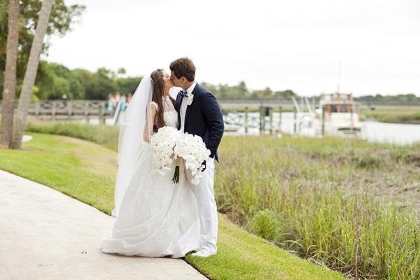 Classic Sea Island Wedding