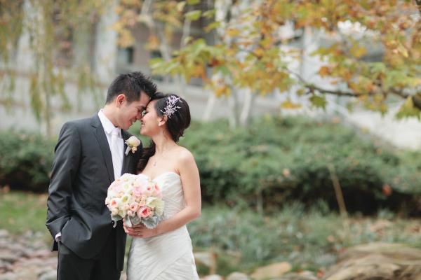 Couple Outdoor Portrait Sarah K Chen