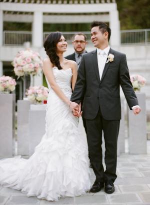 Couple Wedding Portrait Sarah K Chen