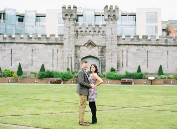 Dublin Engagement Portrait Katie Stoops Photography