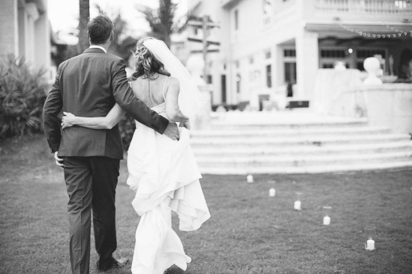 Elegant Beach Wedding Becca Borge