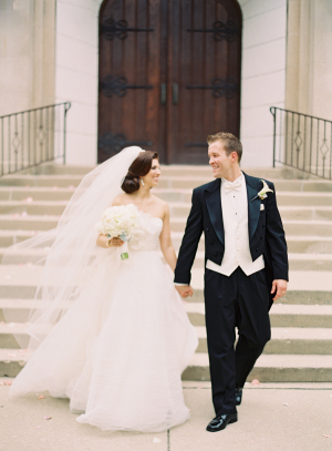 Elegant Chicago Cathedral Wedding