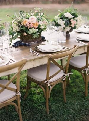 Elegant Winery Wedding