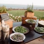 Herb Petal Toss