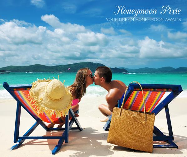 Honeymoon Registry Beach Kiss Honeymoon Pixie