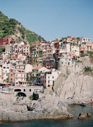 Honeymoon in the Cinque Terre