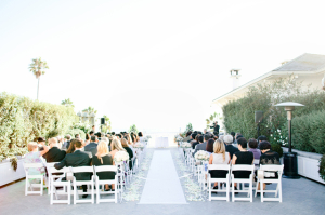 Outdoor Santa Monica Wedding Venue