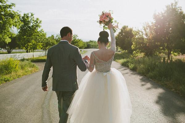 Romantic Ballerina Gown