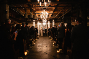 Salvage One Wedding Ceremony