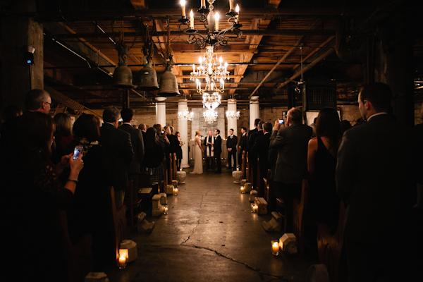 Salvage One Wedding Ceremony