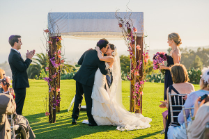 Santa Barbara Wedding Ceremony