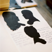 Silhouette Guest Book