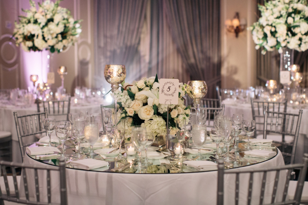 Silver and ivory wedding theme choice image wedding decoration ideas wedding decorations silver gallery wedding decoration ideas silver and cream ballroom reception decor elizabeth anne designs junglespirit Gallery