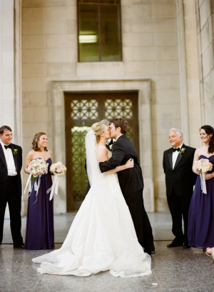 War Memorial Chapel Wedding