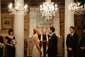 Wedding Ceremony Chandeliers