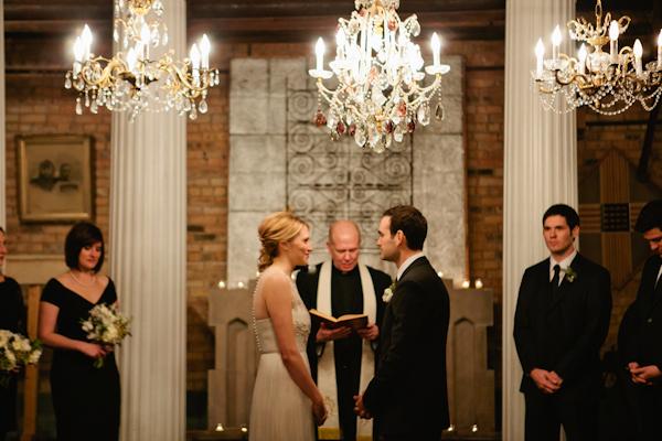 Wedding Ceremony Chandeliers