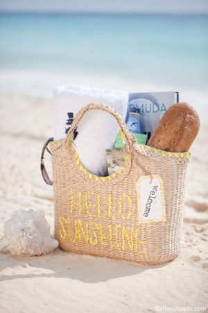 Beach Welcome Bag