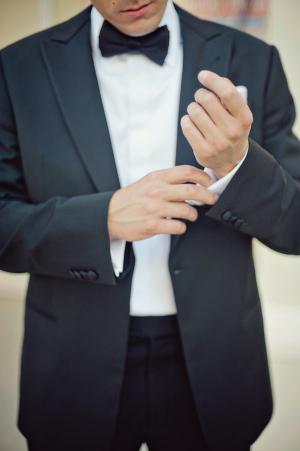 Bow Tie Tuxedo