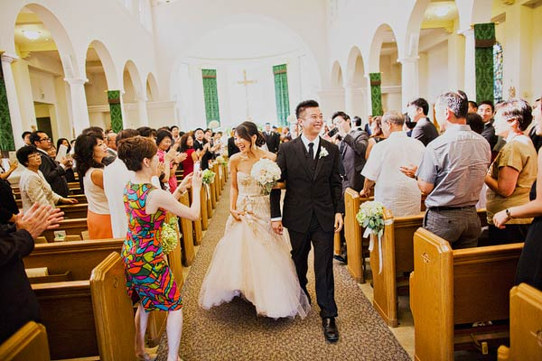 Church of the Good Shepherd Wedding