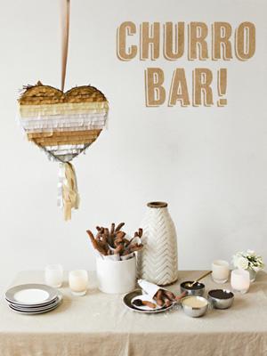 Churro Bar