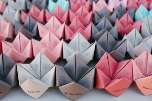 Cootie Catcher Favors