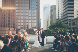 Downtown Charlotte Outdoor Ceremony Venue Ideas