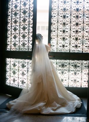 Elegant Bridal Gown Tanja Lippert