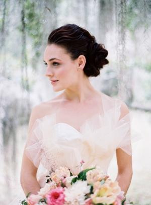 Elegant Carol Hannah Gown