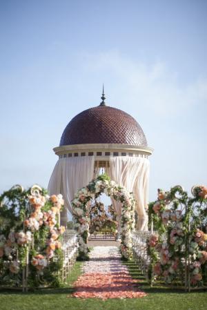 Elegant Wedding Gazebo