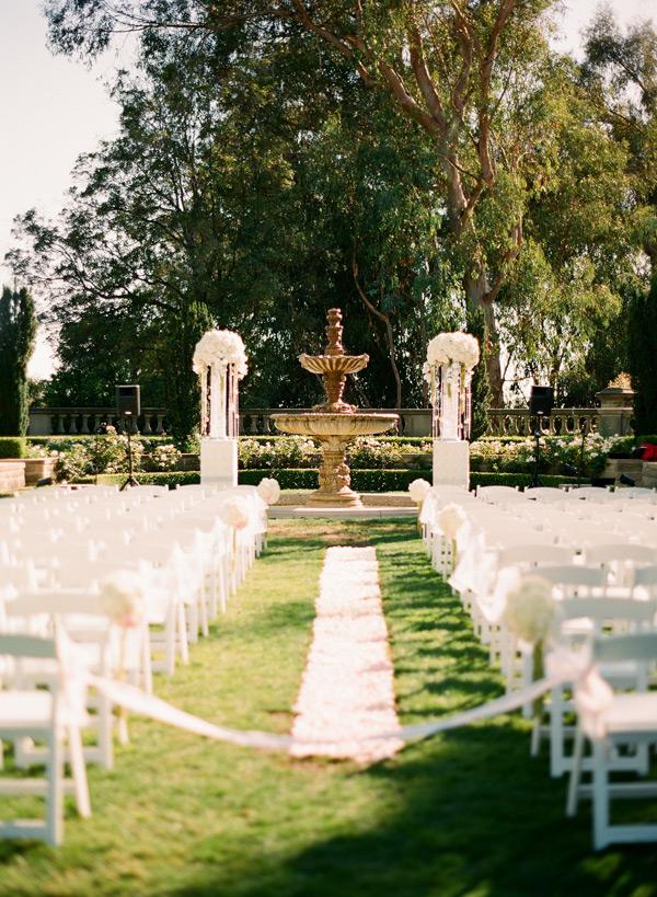 Garden wedding venue ideas elizabeth anne designs the for Wedding venue design ideas
