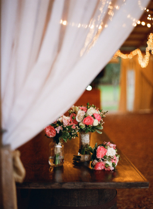 Hot Pink Floral Bouquets
