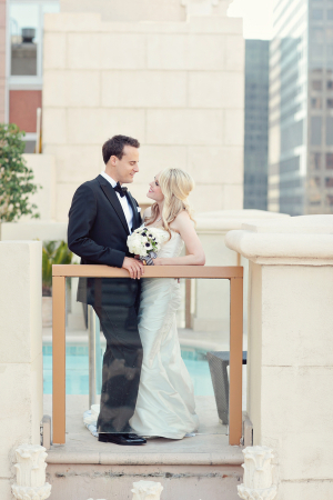 Los Angeles Wedding Heather Kincaid