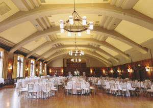 Michigan League Ballroom Reception Venue