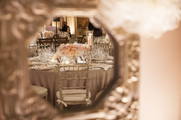 Mirror Wedding Decor
