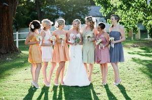 Mismatched Bridesmaids Dresses1