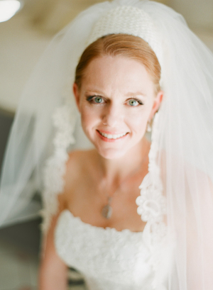 Neutral Makeup for Fair Skin Brides