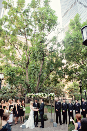 Outdoor City Ceremony
