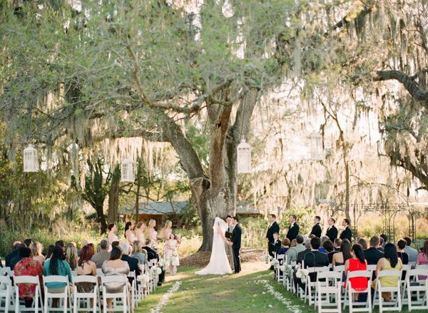 Outdoor Florida Farm Ceremony Venue