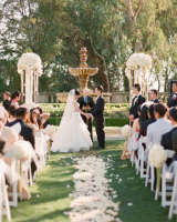 Outdoor Garden Wedding Venue Ideas