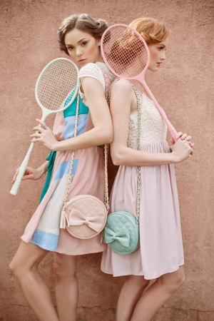 Pastel Spring Fashions by Ruche