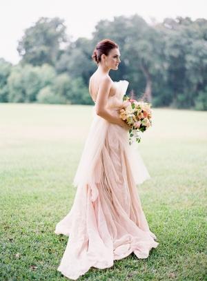 Pink Carol Hannah Gown