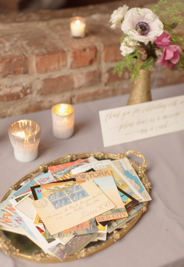 Postcards for Wedding Guest Book