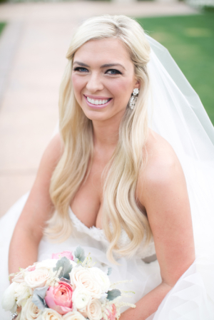 Pretty Bride Portrait