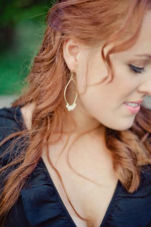 Redhead Bridesmaid