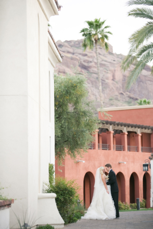 Rustic Glam Arizona Wedding by Melissa Jill
