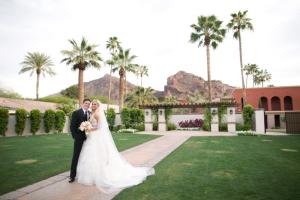 Rustic Glam Arizona Wedding by Melissa Jill