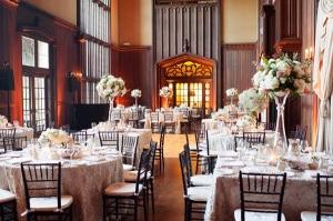 San Francisco Mansion Wedding Venue