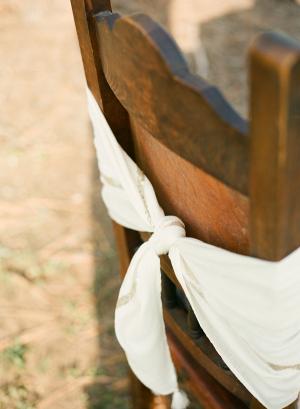 Simple Chair Tie